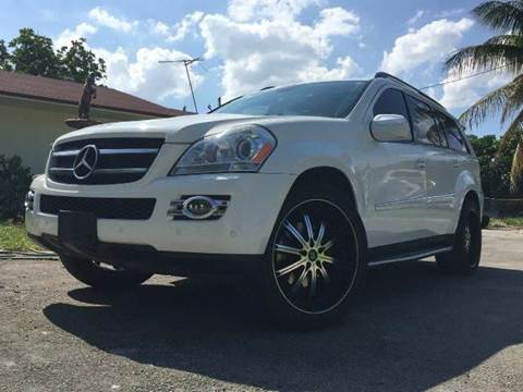 2009 Mercedes-Benz GL-Class for sale at Elite Auto Brokers in Oakland Park FL