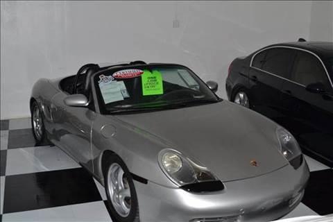 2000 Porsche Boxster for sale at Elite Auto Brokers in Oakland Park FL