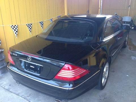 2005 Mercedes-Benz CL-Class for sale at Elite Auto Brokers in Oakland Park FL
