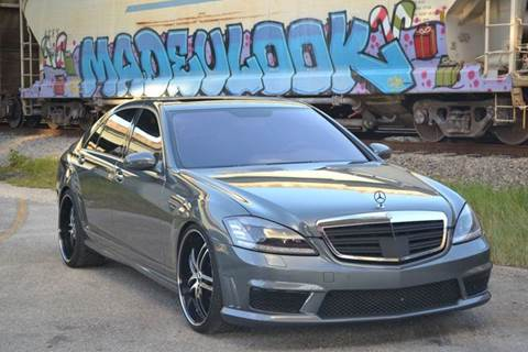 2007 Mercedes-Benz S-Class for sale at Elite Auto Brokers in Oakland Park FL