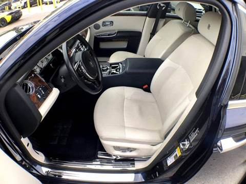 2014 Rolls-Royce Ghost for sale at Elite Auto Brokers in Oakland Park FL