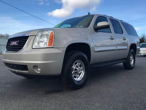 2007 GMC Yukon XL for sale in Appomattox, VA