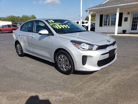 2019 Kia Rio for sale in Appomattox, VA