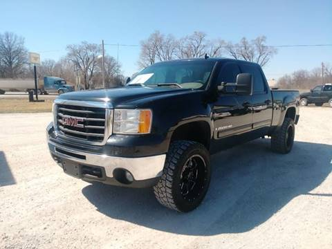 2007 GMC Sierra 2500HD for sale in Norborne, MO