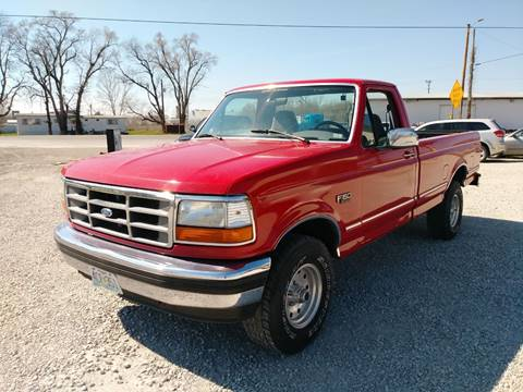 1995 Ford F-150 for sale in Norborne, MO
