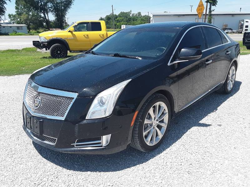 2014 Cadillac Xts Luxury Collection 4dr Sedan In Norborne MO