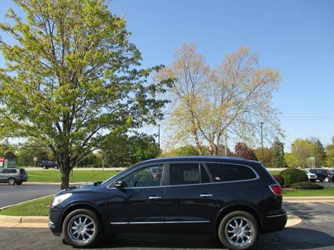 2015 Buick Enclave for sale in Sturtevant, WI