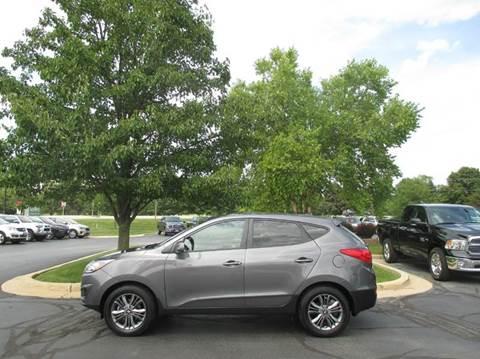 2015 Hyundai Tucson for sale in Sturtevant, WI