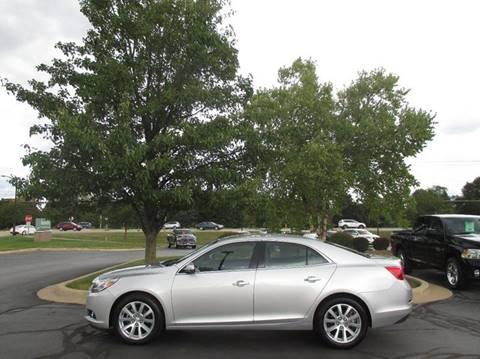 2016 Chevrolet Malibu Limited for sale in Sturtevant, WI