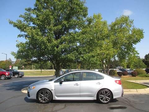 2016 Subaru WRX for sale in Sturtevant, WI