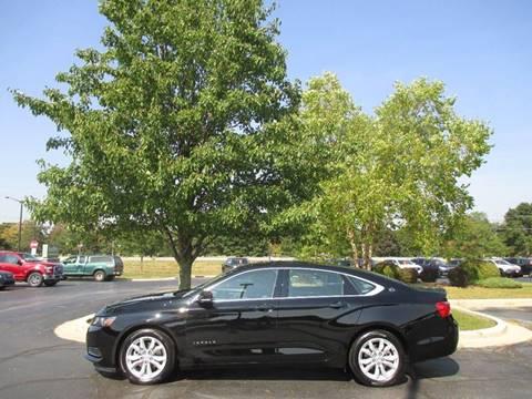 2017 Chevrolet Impala for sale in Sturtevant, WI