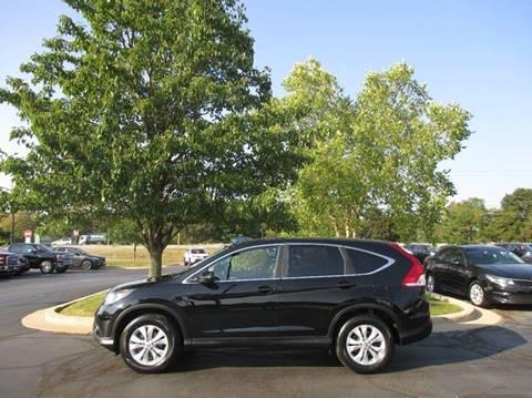 2014 Honda CR-V for sale in Sturtevant, WI