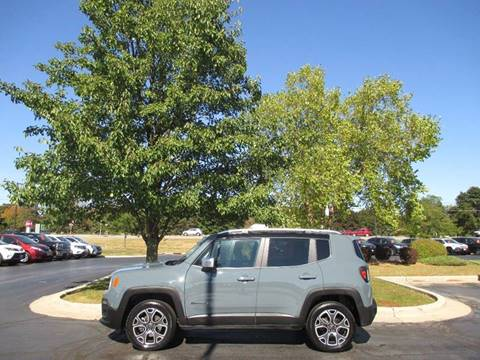 2017 Jeep Renegade for sale in Sturtevant, WI
