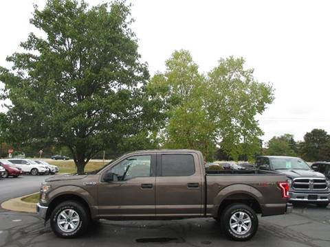 2017 Ford F-150 for sale in Sturtevant, WI
