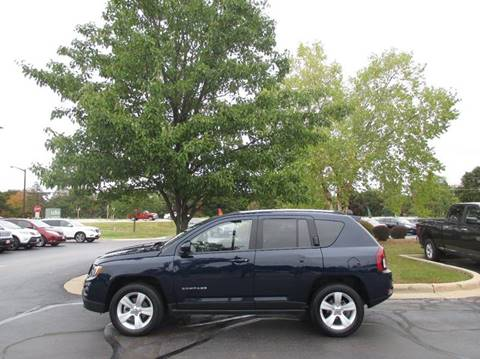 2017 Jeep Compass for sale in Sturtevant, WI
