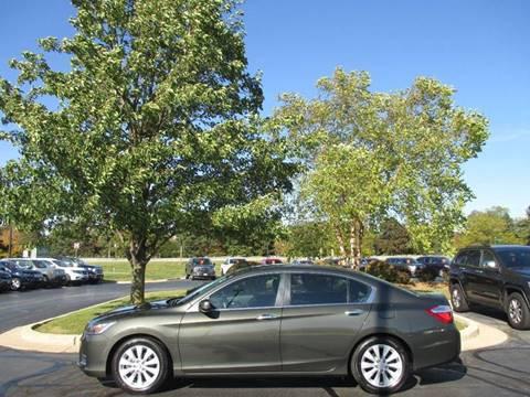 2015 Honda Accord for sale in Sturtevant, WI