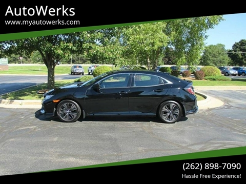 2017 Honda Civic for sale in Sturtevant, WI
