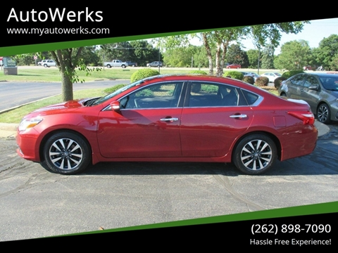 2016 Nissan Altima for sale in Sturtevant, WI