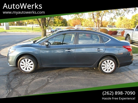 2016 Nissan Sentra for sale in Sturtevant, WI