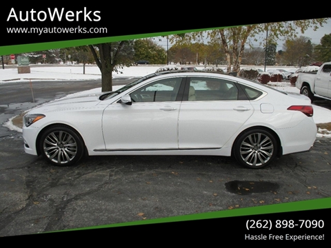 2015 Hyundai Genesis for sale in Sturtevant, WI