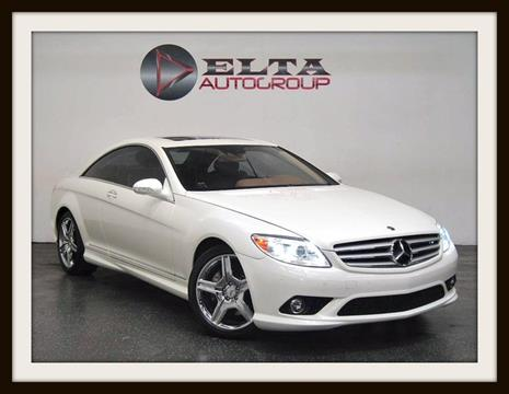 2009 Mercedes-Benz CL-Class for sale in Farmers Branch, TX