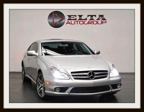 2011 Mercedes-Benz CLS for sale in Farmers Branch, TX