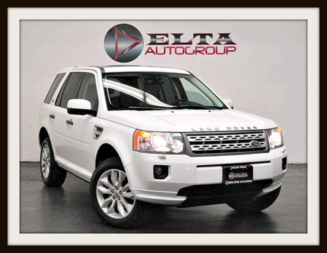 2012 Land Rover LR2 for sale in Farmers Branch, TX
