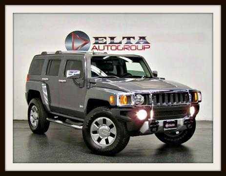 2008 HUMMER H3 for sale in Farmers Branch, TX