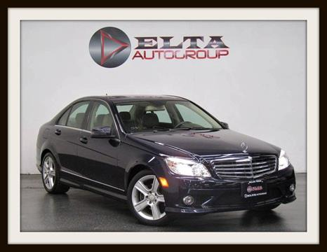 2010 Mercedes-Benz C-Class for sale in Farmers Branch, TX