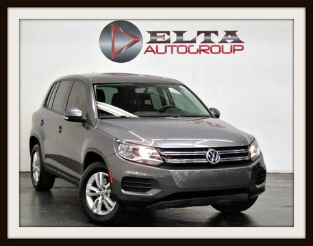 2012 Volkswagen Tiguan for sale in Farmers Branch, TX