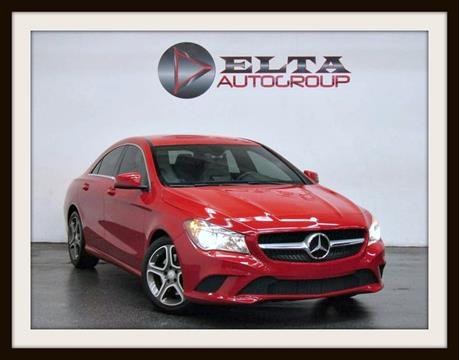 2014 Mercedes-Benz CLA for sale in Farmers Branch, TX