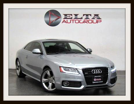2009 Audi A5 for sale in Farmers Branch, TX