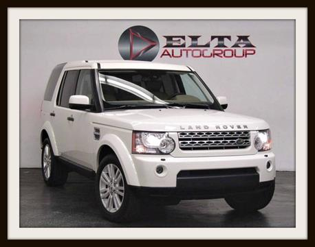 2010 Land Rover LR4 for sale in Farmers Branch, TX