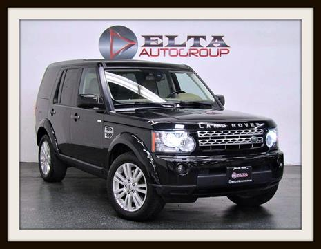 2011 Land Rover LR4 for sale in Farmers Branch, TX