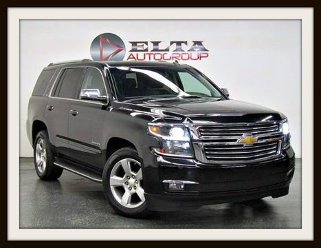 2015 Chevrolet Tahoe for sale in Farmers Branch, TX