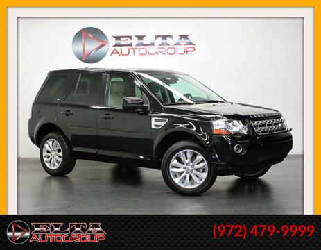 2015 Land Rover LR2 for sale in Farmers Branch, TX