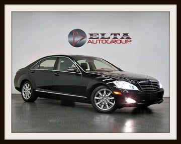 2007 Mercedes-Benz S-Class for sale in Farmers Branch, TX