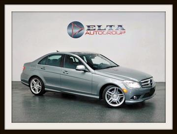 2009 Mercedes-Benz C-Class for sale in Farmers Branch, TX