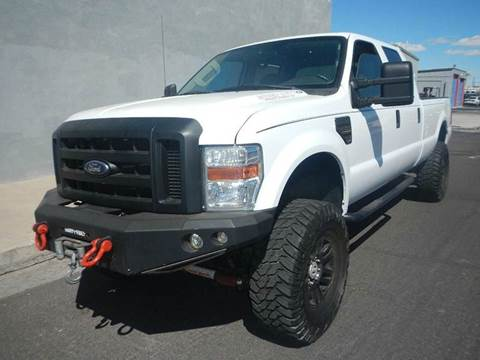 2010 Ford F-250 Super Duty for sale at DPM Motorcars in Albuquerque NM