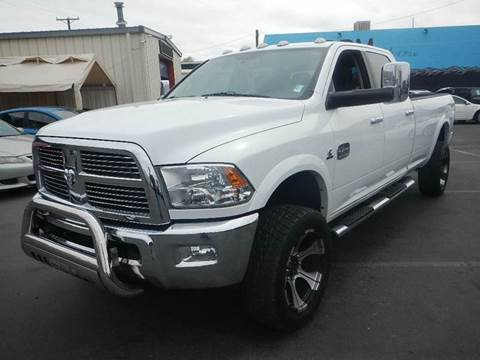 2012 RAM Ram Pickup 3500 for sale at DPM Motorcars in Albuquerque NM