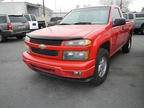 2008 Chevrolet Colorado for sale at DPM Motorcars in Albuquerque NM