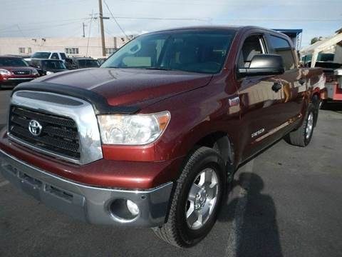 2008 Toyota Tundra for sale at DPM Motorcars in Albuquerque NM