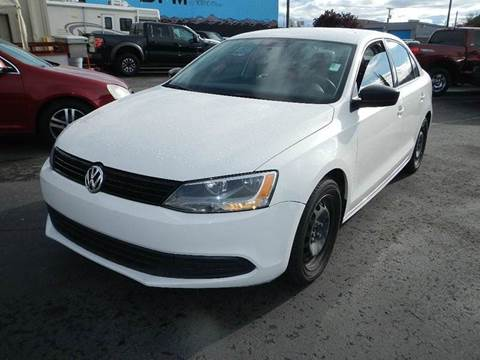2012 Volkswagen Jetta for sale at DPM Motorcars in Albuquerque NM