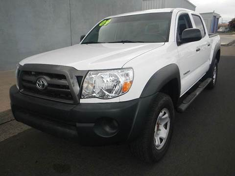 2009 Toyota Tacoma for sale at DPM Motorcars in Albuquerque NM
