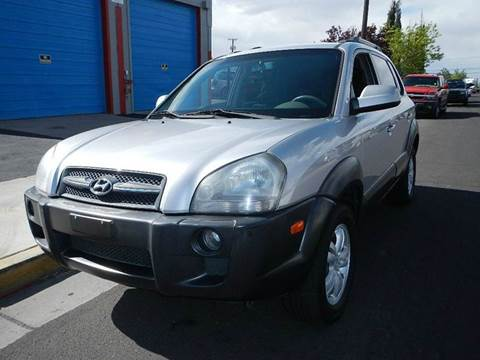 2006 Hyundai Tucson for sale at DPM Motorcars in Albuquerque NM
