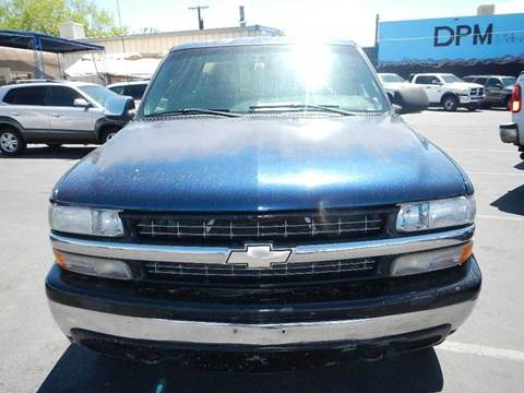 2001 Chevrolet Silverado 1500 for sale at DPM Motorcars in Albuquerque NM