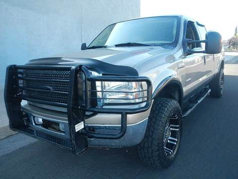 2006 Ford F-250 Super Duty for sale at DPM Motorcars in Albuquerque NM