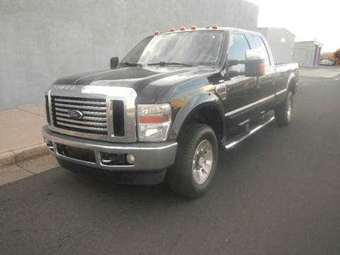 2008 Ford F-350 Super Duty for sale at DPM Motorcars in Albuquerque NM