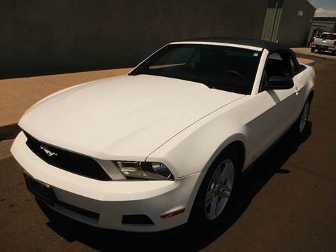 2010 Ford Mustang for sale at DPM Motorcars in Albuquerque NM