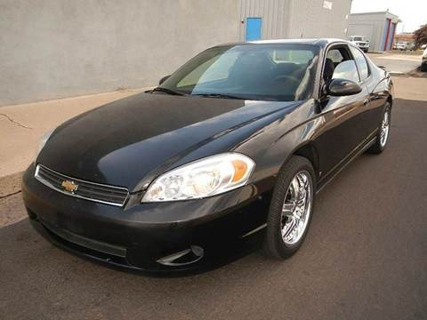 2007 Chevrolet Monte Carlo for sale at DPM Motorcars in Albuquerque NM